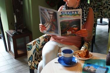 Czytelnia - księgarnia - kawiarnia
